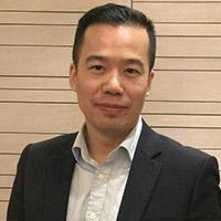 中大期貨資產管理總部 首席投資官袁玉瑋照片