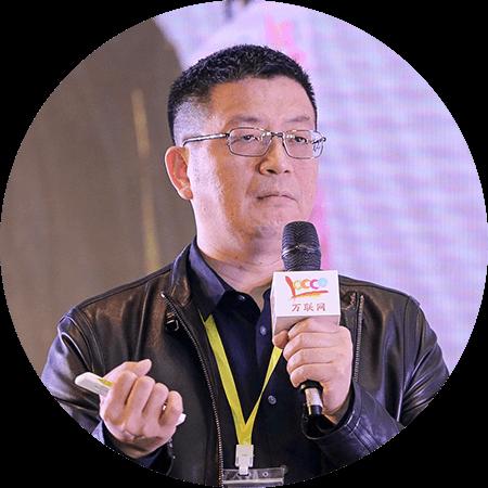 富士康科技集团HCM资本 创始管理合伙人李仁杰照片