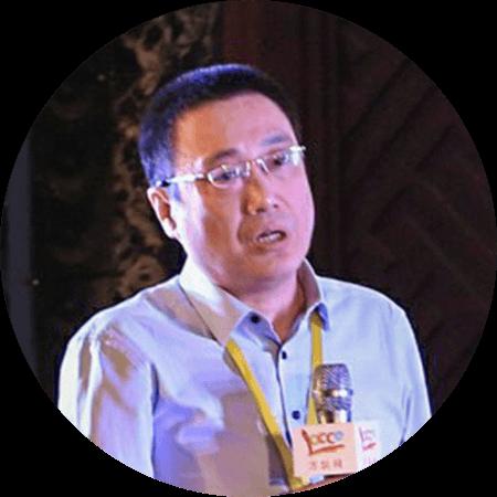 原敦煌网 副总裁刘昊照片
