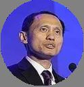 美国工业互联网联盟联合主席林诗万照片