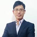 安信国际海外基金业务主管 朱江照片