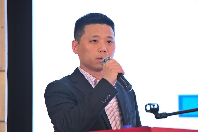 中钞区块链研究院产品与研究部高级经理陈亮
