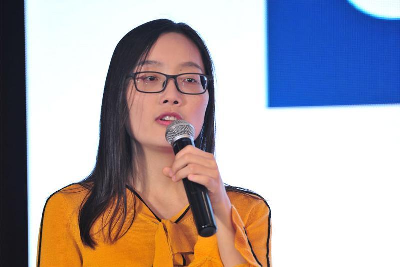 中国信息通信研究院金融科技研究中心主任韩涵