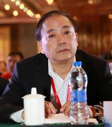 中國煤炭地質總局       副局長王海寧照片