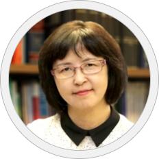 深圳市亦诺微医药科技有限公司创始人/首席执行官周国瑛照片