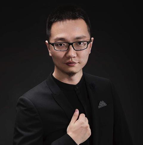 腾讯区块链高级产品经理秦青 照片