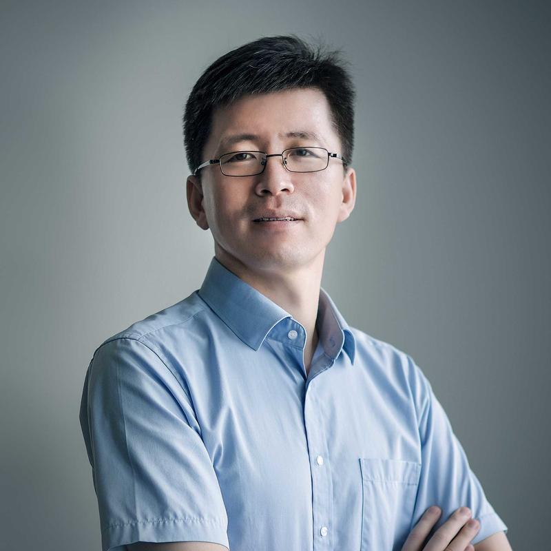 苏宁易购IT总部执行副总裁乔新亮照片