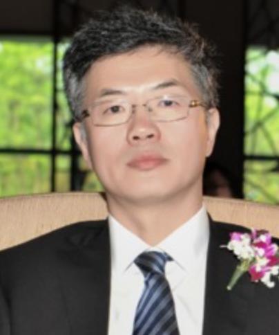 中国商业联合会副会长王耀照片