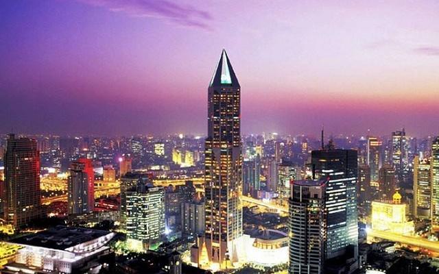 上海JW万豪酒店