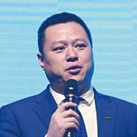 航旅集团创始人兼董事长郭辉照片