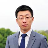 Datalex中国区总经理郭浩然照片