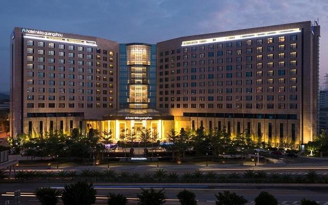 广州日航酒店