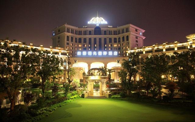 西昌美丽阳光凯隆大酒店