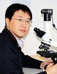 天津市海洋资源与化学重点实验室主任孙军照片