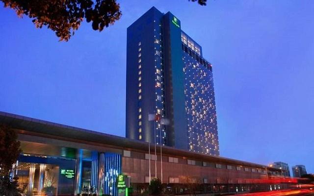 上海浦东新区东方绿地大酒店