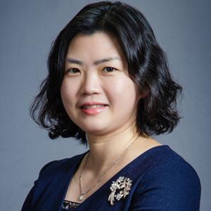 SAP中国区人力资源总监刘晓春照片