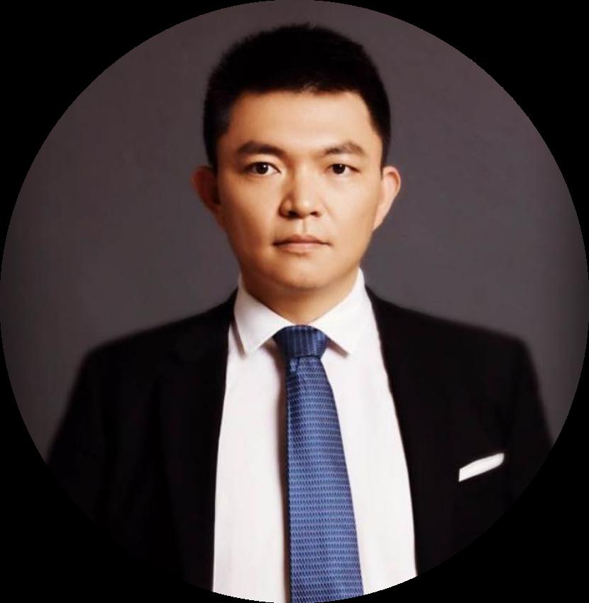 真机智能创始人兼 CEO 刘智勇照片