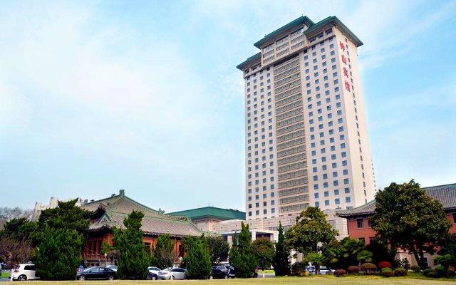 南京市钟山宾馆