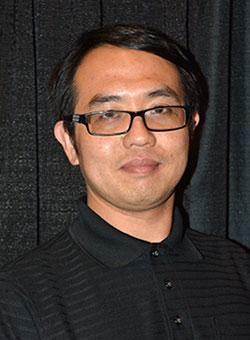 Computer Engineering and Computer Science DepartmeAssistant ProfessorHui Zhang照片