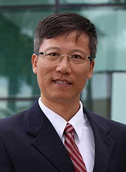 Department of Finance, College of Business, FloridAssociate ProfessorDr. Xiaoquan Jiang照片