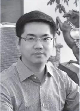 慧聪集团执行副总裁洪超然照片