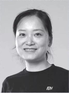 小米生态链设计总监陈露照片