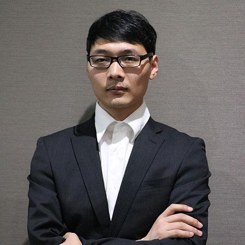 日本东京区块链研究会执行会长张文勰
