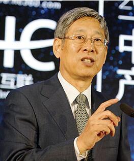 中国消防协会副会长李引擎照片
