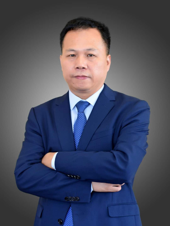 河南省人民医院总会计师李建军照片