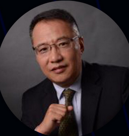 中国采购商学院院长宫迅伟照片