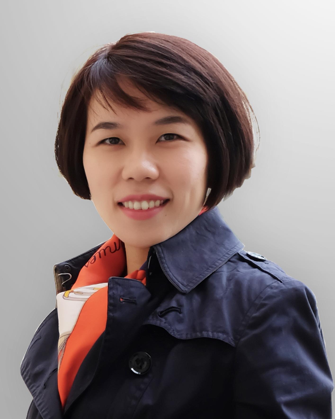 宜人贷财务副总裁刘佳照片