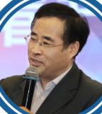 昂立教育集团董事长林涛 照片