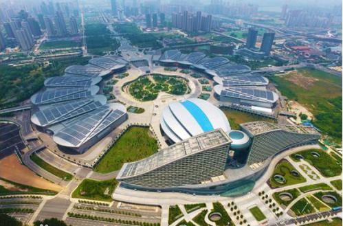 武汉国际博览中心会议中心