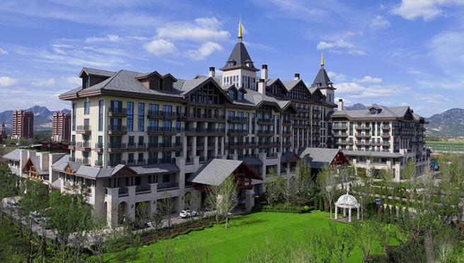 东方美高国际酒店