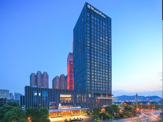 长沙富力万达文华酒店