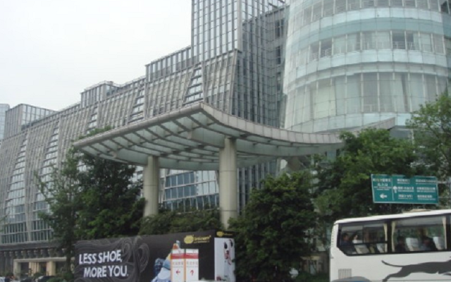 世纪城新会展娇子国际会议中心