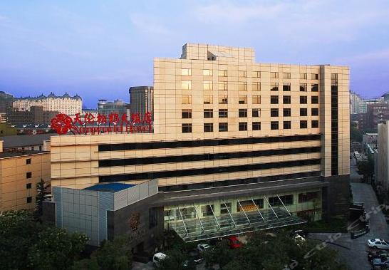 北京天伦松鹤酒店
