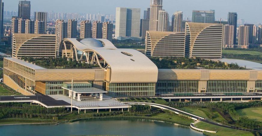杭州国际博览中心(G20会址)