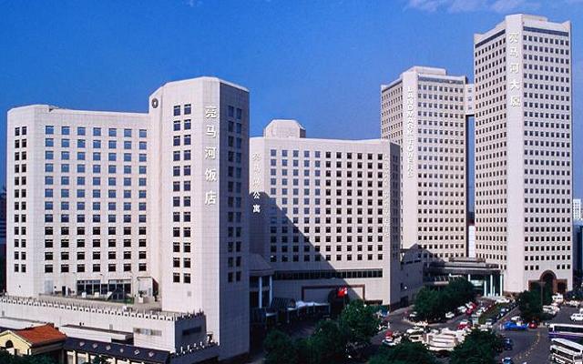 亮马河大厦国际会议中心