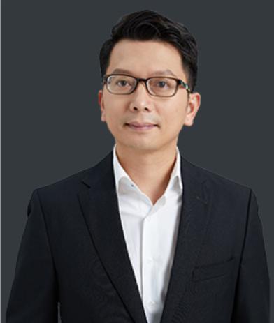 爱奇艺副总裁岳建雄照片