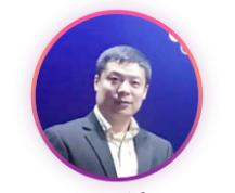 咪咕文化AI产品总监王科照片