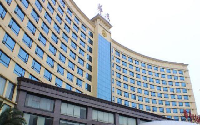 华天大酒店