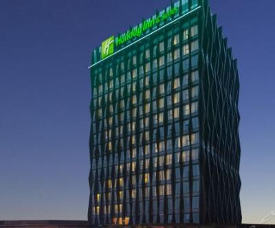上秦淮假日酒店