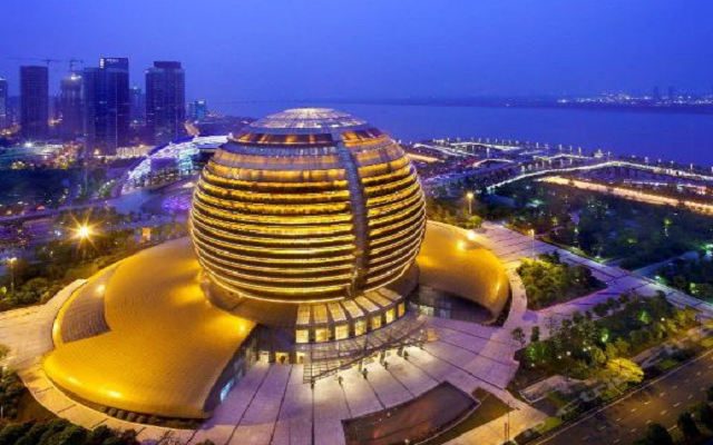 杭州洲际酒店(G20峰会主会?。?></a>                                 <span class=