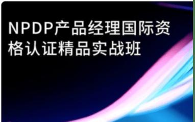NPDP产品经理国际资格认证精品实战班2019(4月广州)