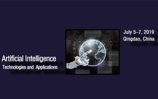 ICAITA2019年人工智能技术与应用国际学术会议(青岛)