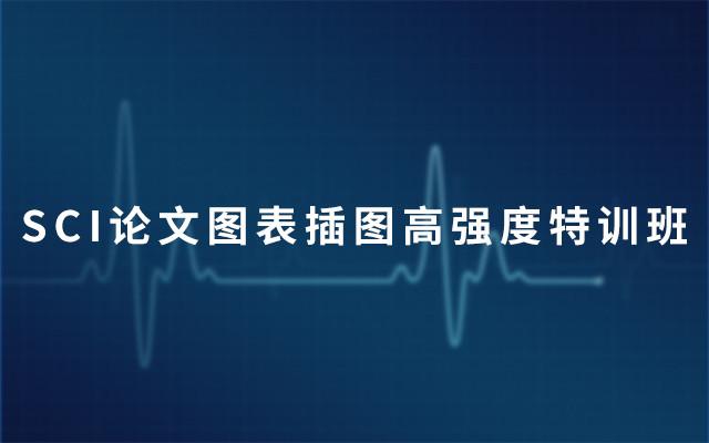 2019SCI论文图表插图高强度特训班(8月北京班)