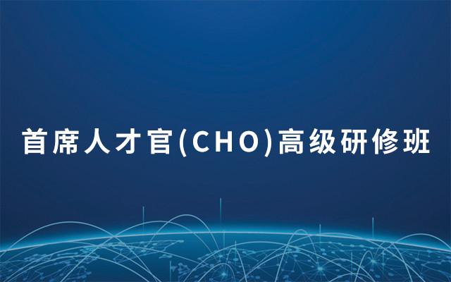 2019首席人才官(CHO)高级研修班(7月北京班)