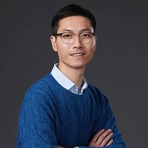 云快充创始人兼CEO田波照片