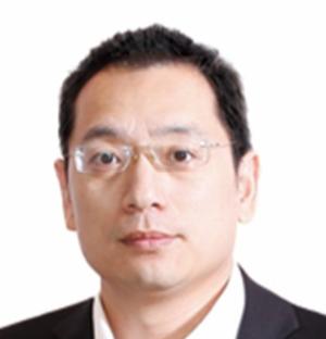 天云大数据CEO雷涛照片